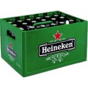 Heineken (krat 24 X 0.33 Cl)